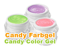 candy color uv gel