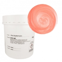 candy color gel Peach 1000g